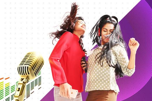 Airtel Music Karaoke
