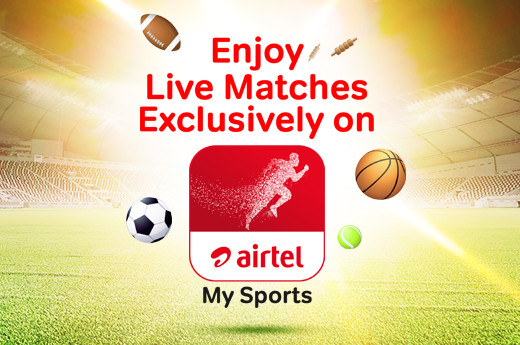 Airtel My Sports
